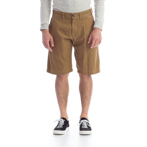 Moncler Cotton Shorts-MONCLER-SHOPATVOI.COM - Luxury Fashion Designer