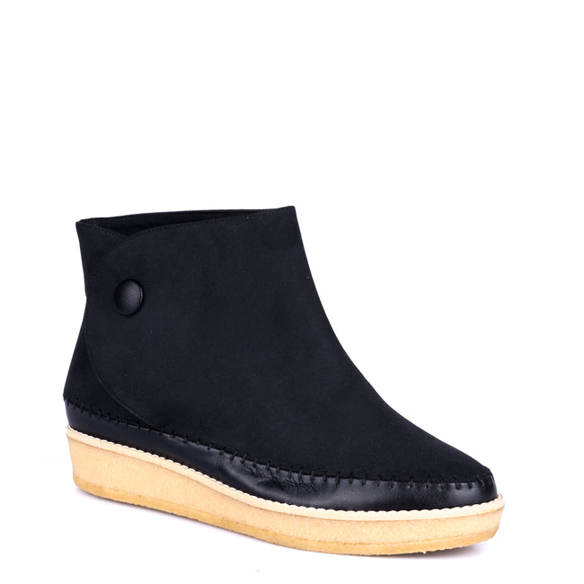 Stella Mccartney Faux Suede Ankle Boots-Stella McCartney-SHOPATVOI.COM - Luxury Fashion Designer
