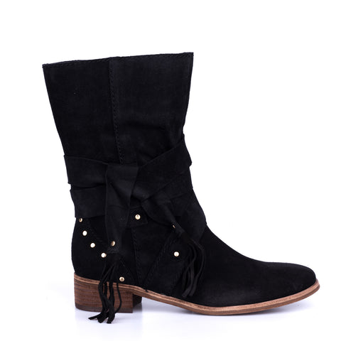 See By Chloe Suede Boots-SEE BY CHLOE-SHOPATVOI.COM - Luxury Fashion Designer