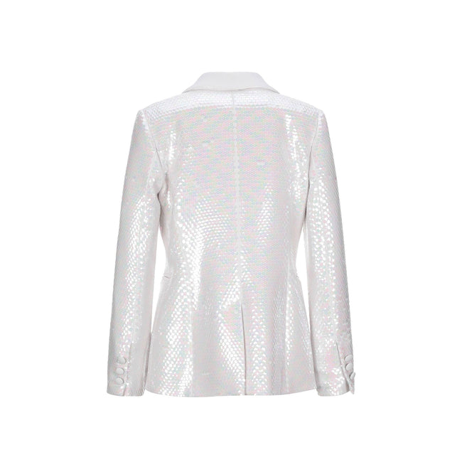 Blumarine All Over Sequin Blazer