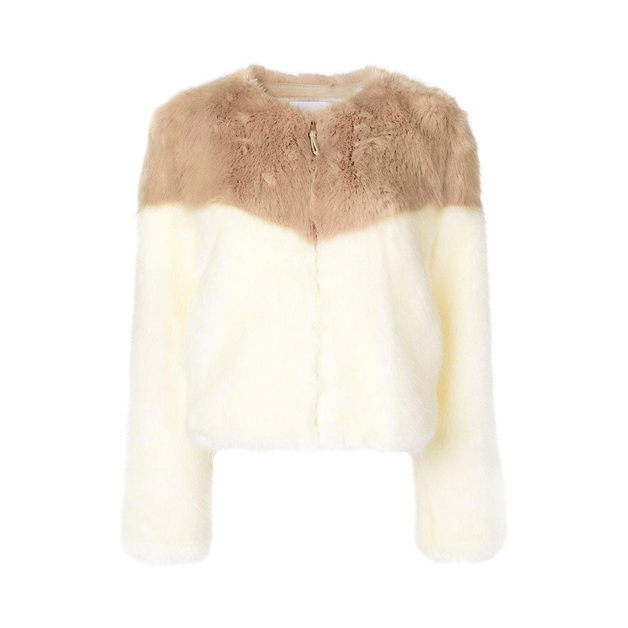 Dondup Faux Fur Jacket