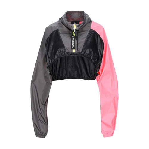 Marcelo Burlon County Of Milan Lightweight Cropped Jacket