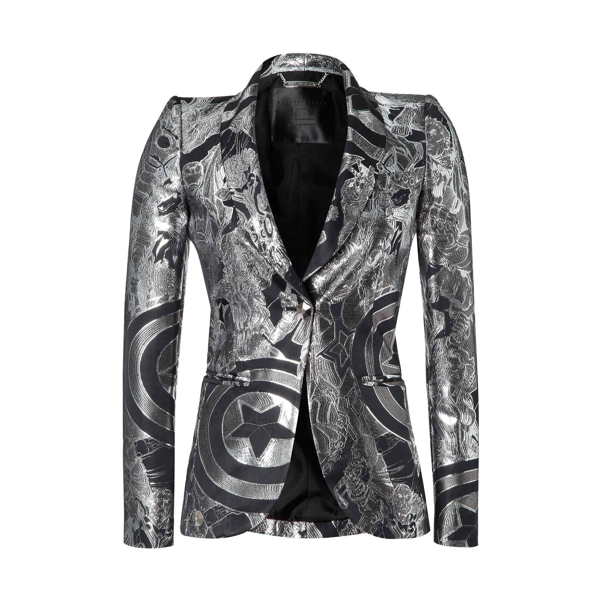 Philipp Plein Complicated Blazer