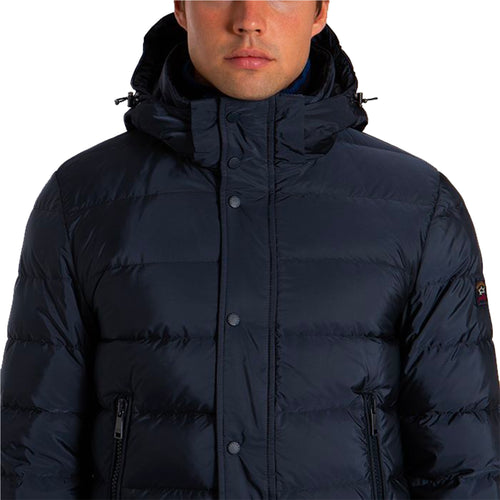 Paul & Shark Hooded Padded Jacket