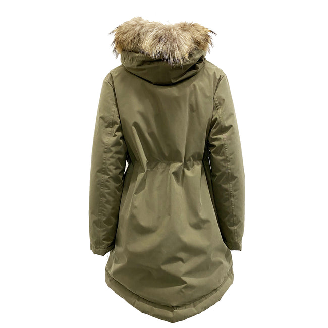 Paul & Shark Hooded Parka