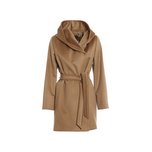 Max Mara Studio Gap Cashmere And Wool Coat