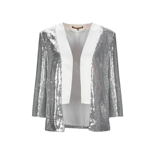 Space Simona Corsellini All Over Sequin Jacket