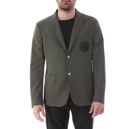 Versace Collection Cotton Blend Blazer