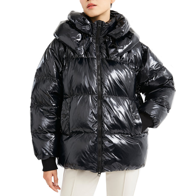 Max Mara Weekend Gala Drip-Proof Taffeta Jacket