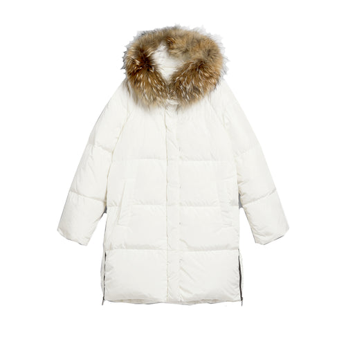 Max Mara Weekend Bembo Drip-Proof Taffeta Parka