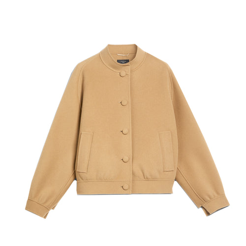 Max Mara Weekend Patner Wool Bomber