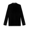 Yves Saint Laurent velvet long dinner jacket