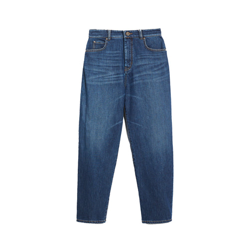 Max Mara Weekend Parole Carrot Fit Denim Jeans