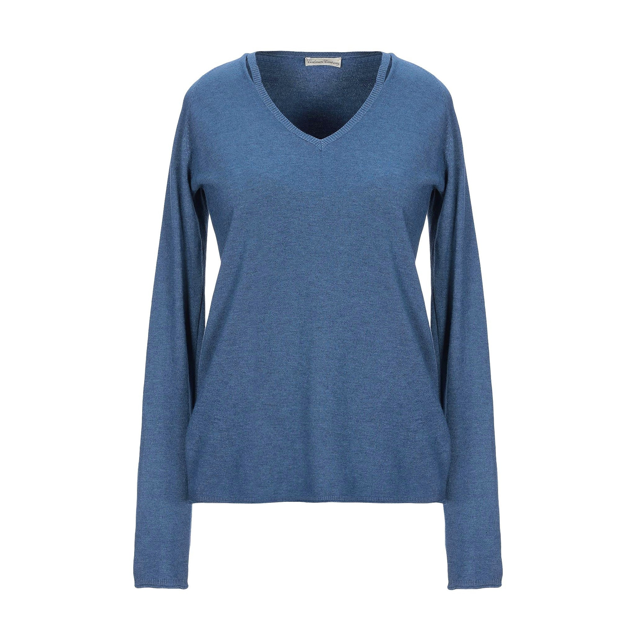 Cashmere Company Wool And Cashmere Sweater