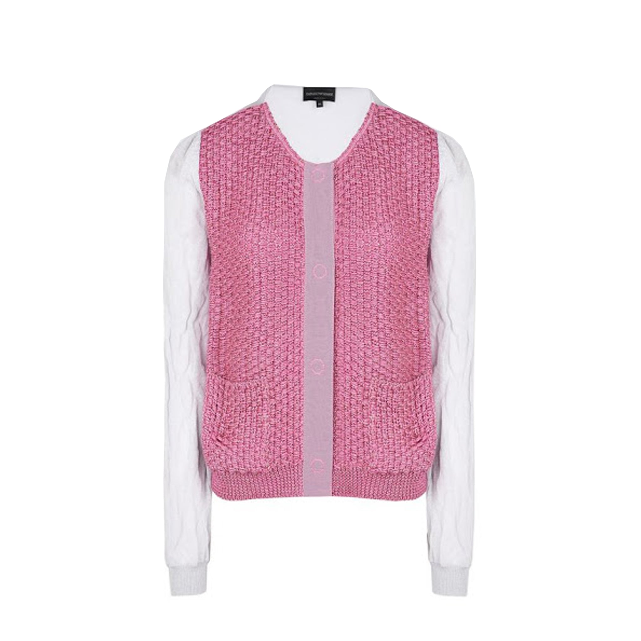 Emporio Armani Knitted Cardigan