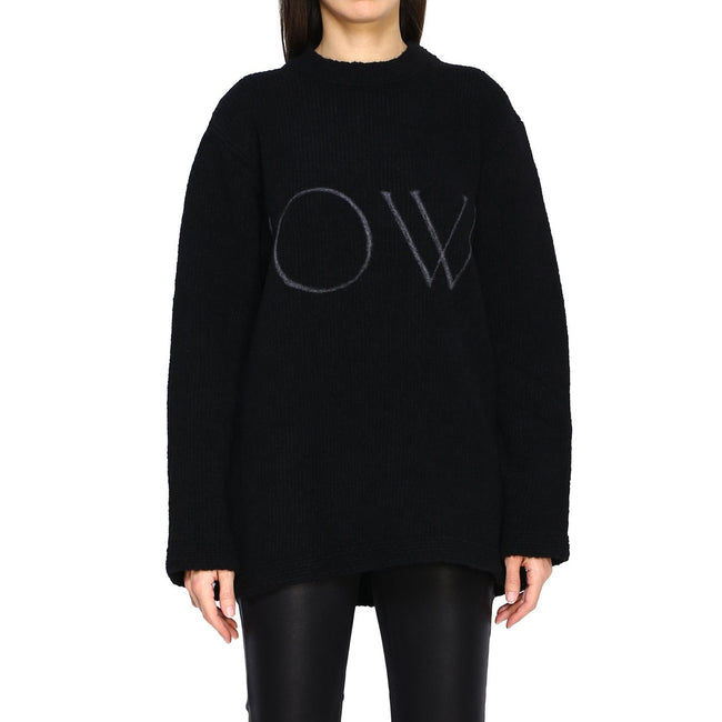 Off White Ow Wool Blend Sweater