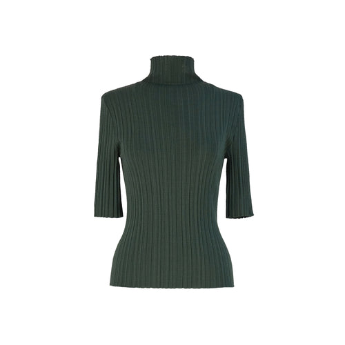 Max Mara Studio Felicia Viscose Yarn Sweater