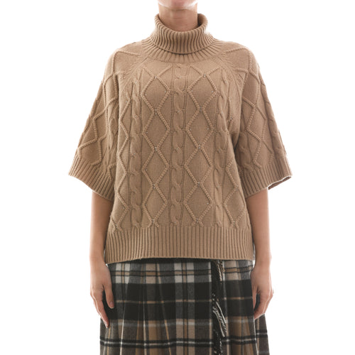 Max Mara Studio Wool And Cashmere Sweater-MAX MARA STUDIO-SHOPATVOI.COM - Luxury Fashion Designer