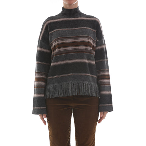 Max Mara Weekend Wool And Alpaca Jumper-MAX MARA WEEKEND-SHOPATVOI.COM - Luxury Fashion Designer