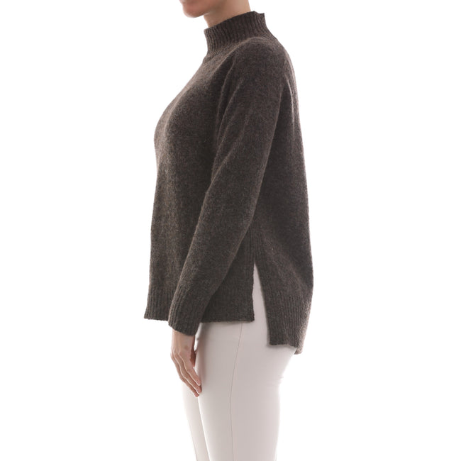 Max Mara Weekend Alpaca And Cotton Sweater-MAX MARA WEEKEND-SHOPATVOI.COM - Luxury Fashion Designer