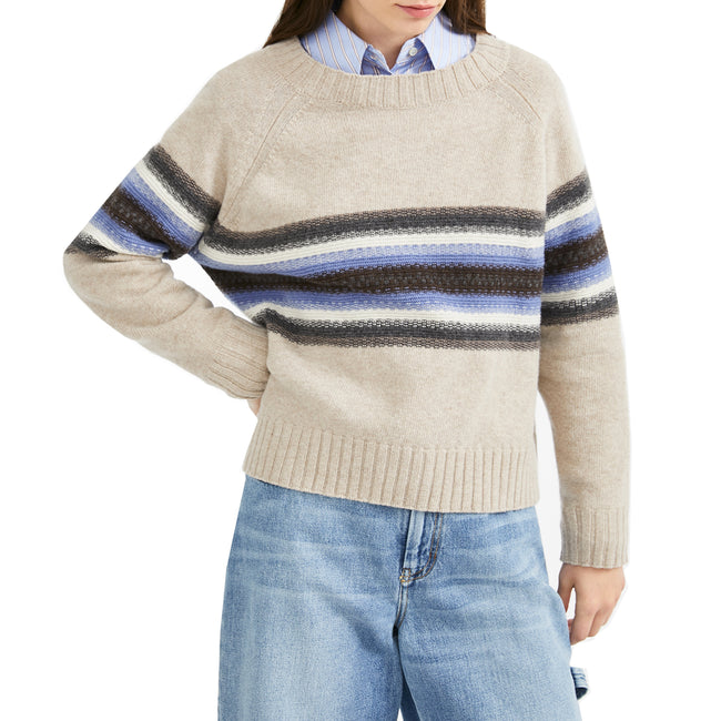 Max Mara Weekend Udine Wool Yarn Sweater