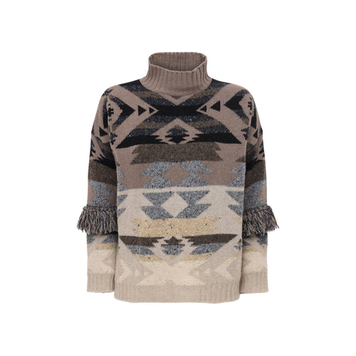 Max Mara Weekend Mabel Wool Knit Sweater