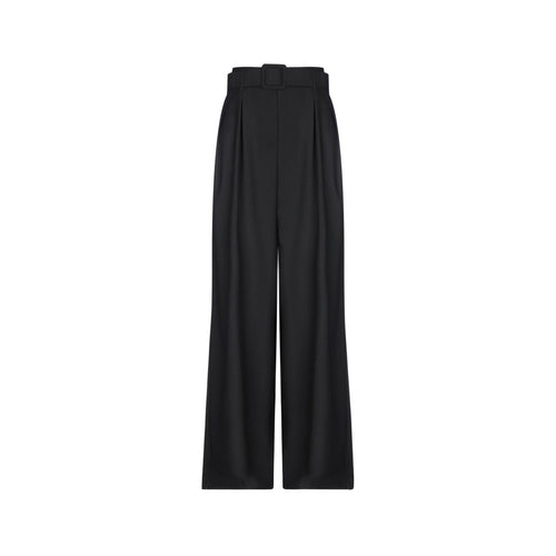 Blumarine High Waist  Wide Trousers