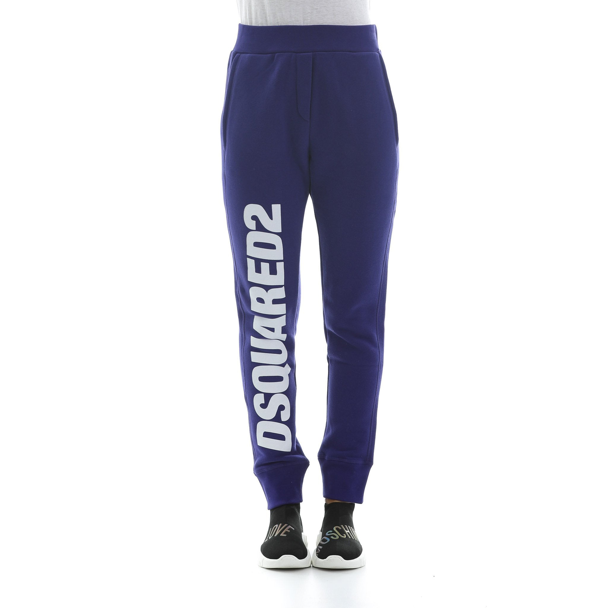 Dsquared2 Underwear Logo Print Track Pants