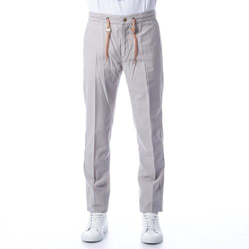 Marc Jacobs Striped Wool Pants-MARC JACOBS-SHOPATVOI.COM - Luxury Fashion Designer