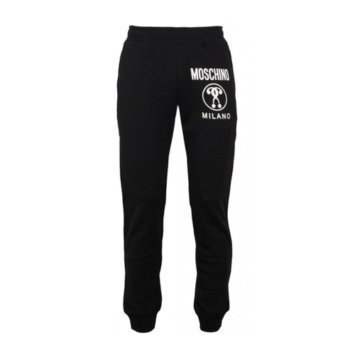 Moschino Milano Logo Slim Fit Joggers