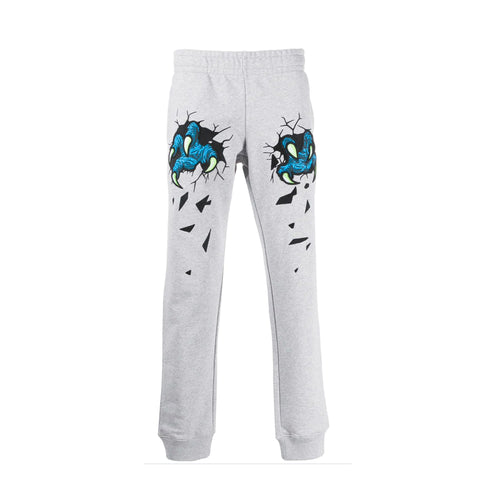 Moschino Claw Print Track Pants