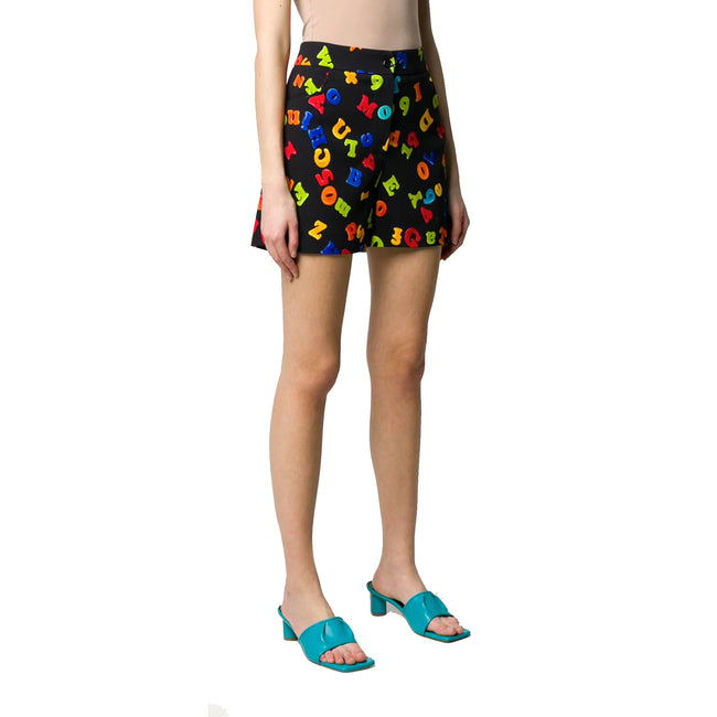 Moschino Fridge Magnet Print Shorts