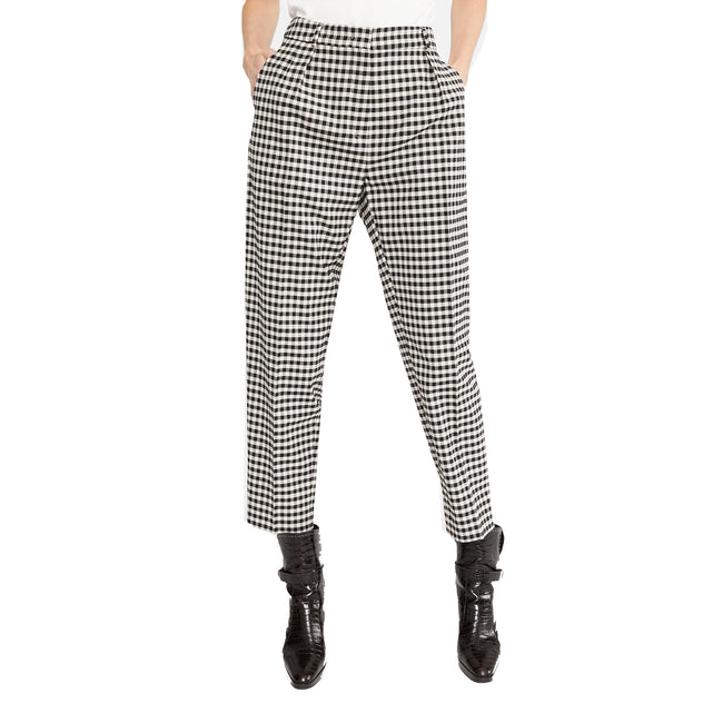 Max Mara Studio Bruna Wool Batavia Trousers