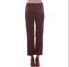 Max Mara Studio Checked Cotton Pants