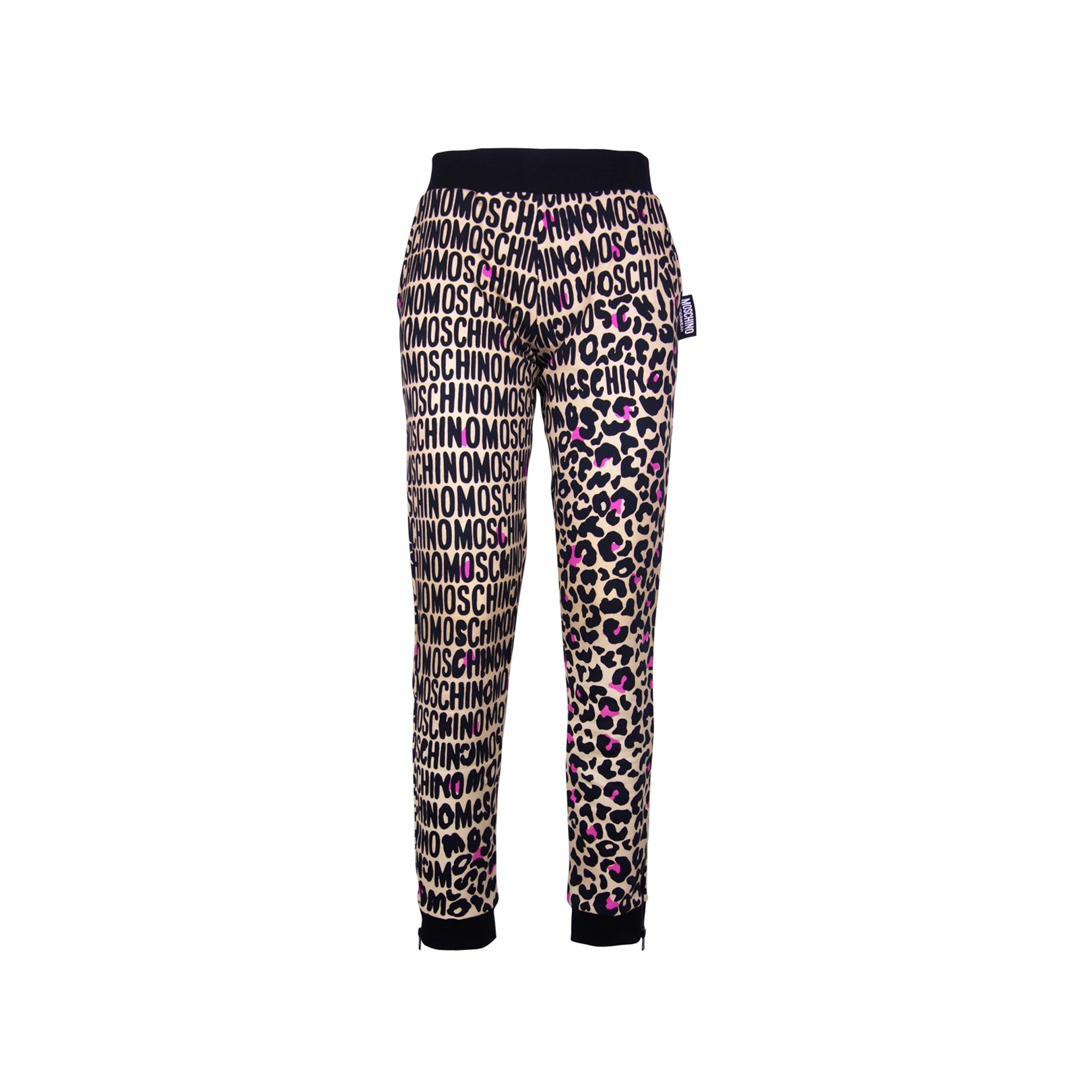 Moschino Underwear All-Over Logo Joggins Pants