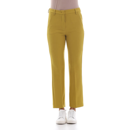 Max Mara Weekend Stretch High Waist Trousers