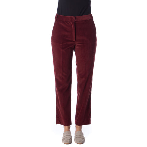 Max Mara Weekend Velvet Pants-MAX MARA WEEKEND-SHOPATVOI.COM - Luxury Fashion Designer