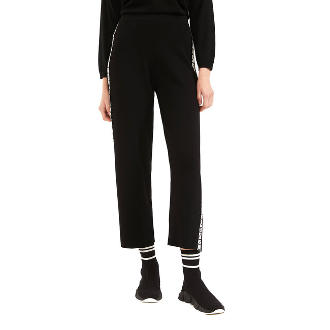 Max Mara Weekend Cropped Stretch Pants