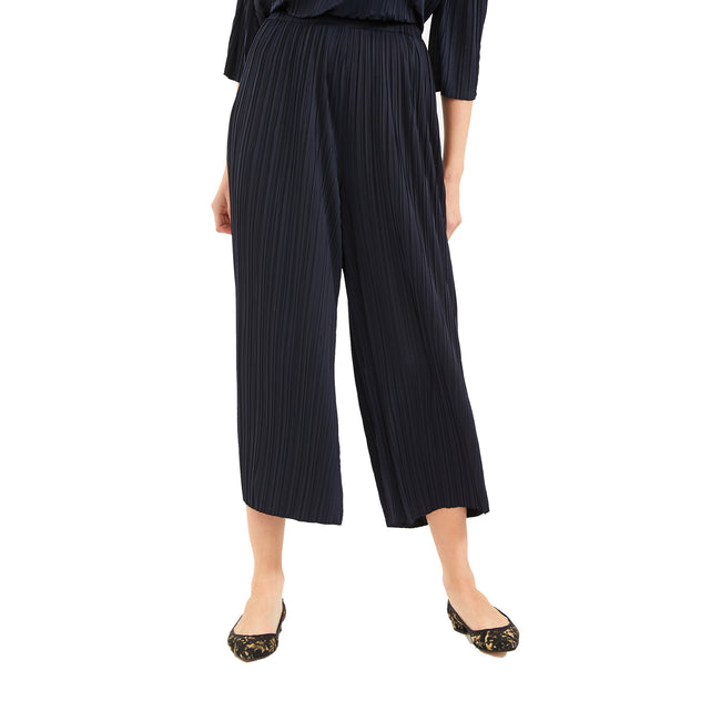 Max Mara Weekend Pleated Wide-Leg Pants