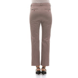 Max Mara Weekend High Waisted Capri-MAX MARA WEEKEND-SHOPATVOI.COM - Luxury Fashion Designer