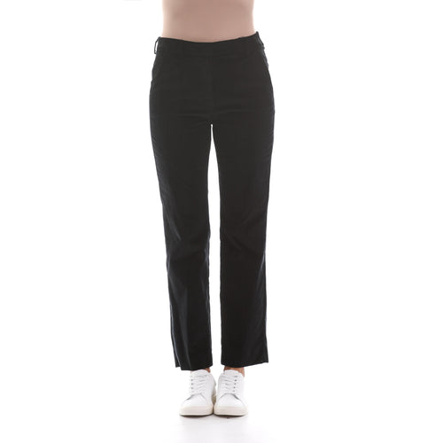 Max Mara Weekend Velvet High Waisted Capri