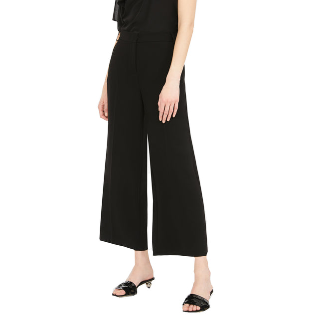 Max Mara Weekend Ombrina Wide Cropped Trousers