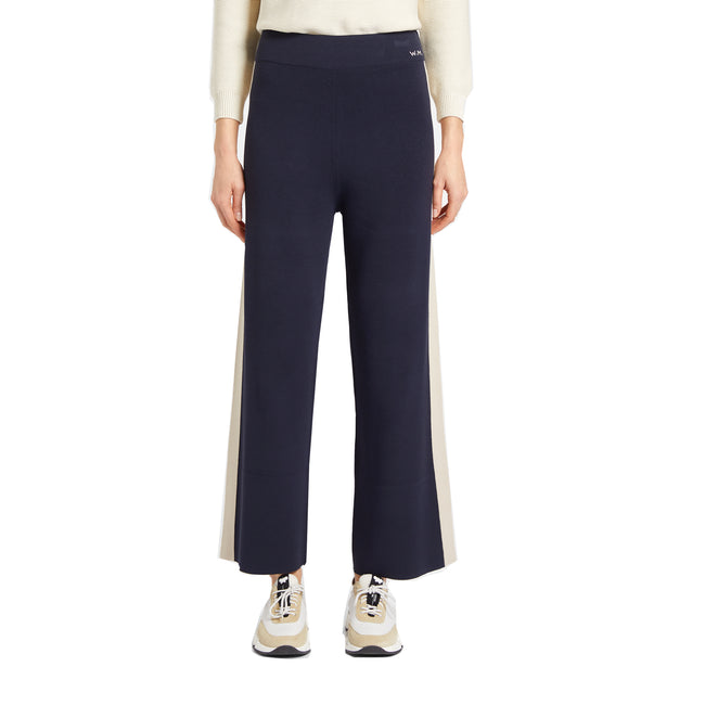 Max Mara Weekend Tecnico Viscose Yarn Pants