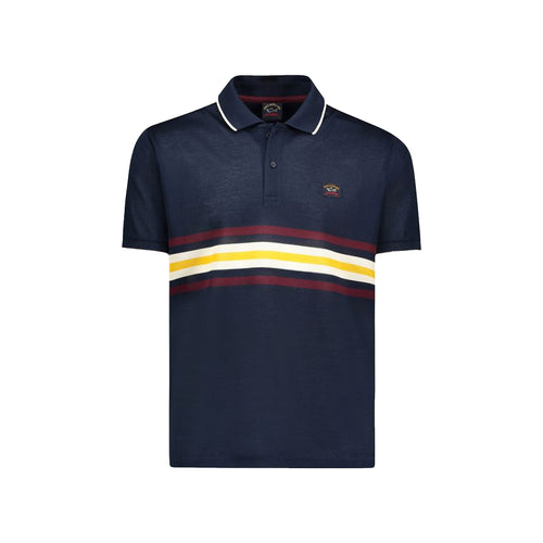 Paul & Shark Organic Cotton Polo