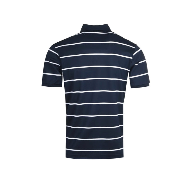 Paul & Shark Striped Cotton Polo