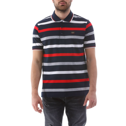 Paul & Shark Striped Polo
