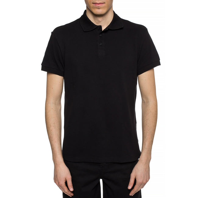 Versace Jeans Cotton Logo Polo