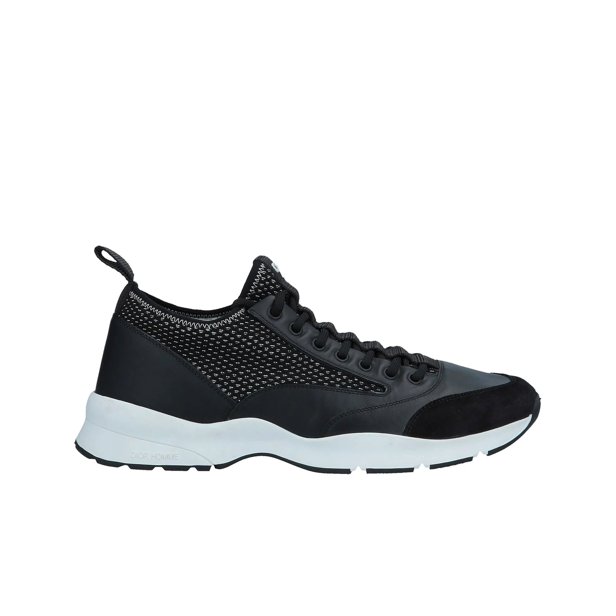 Dior Leather Fabric Trainers