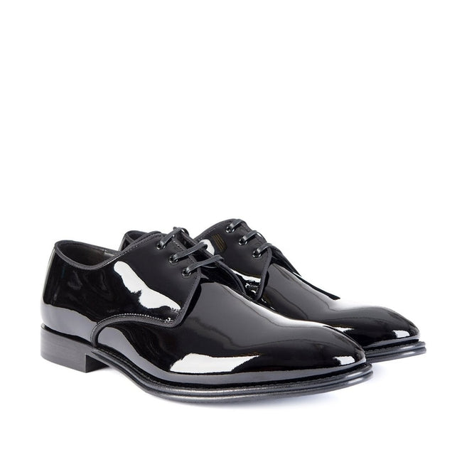 Dolce & Gabbana Patent Leather Derbies
