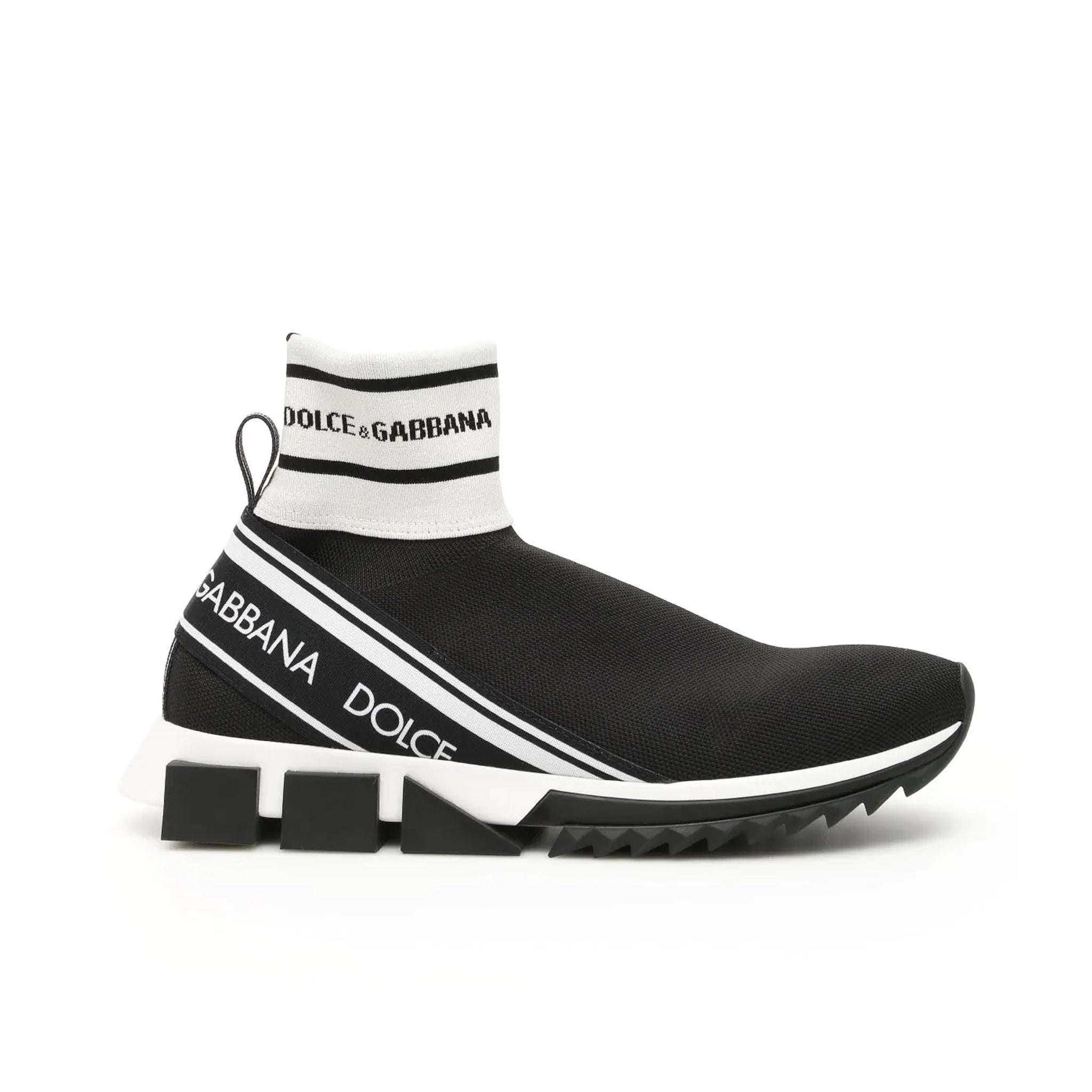 Dolce & Gabbana High Top Sorrento Sneakers
